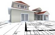Архитектурные  и  строительные  проекты коттеджей