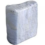 Ветошь белая (трикотаж,  махра,  постель,  фланель,  х/б)