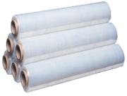 Стретч-плёнка для ручной упаковки 17мкм*500мм*300м (2, 35кг)